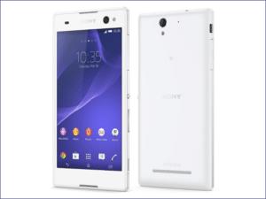 Dekodiranje Sony Xperia C3