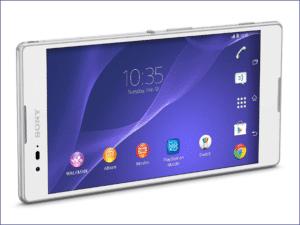 Dekodiranje Sony Xperia T2 Ultra