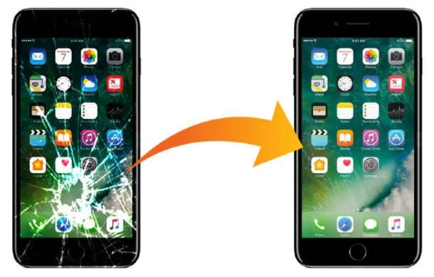 iphone 7 zamena stakla ekrana