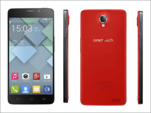 Zamena baterije na Alcatel One Touch Idol X