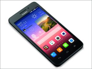 Zamena ekrana na Huawei G620 Ascend