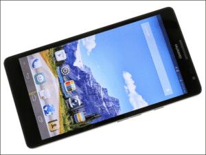 Zamena ekrana na Huawei Ascend Mate