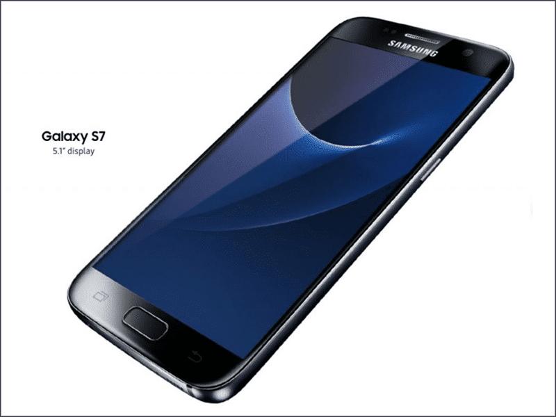 Zamena ekrana na Samsung Galaxy S7