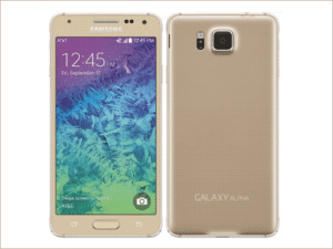 Dekodiranje Samsung Galaxy G850 Alpha