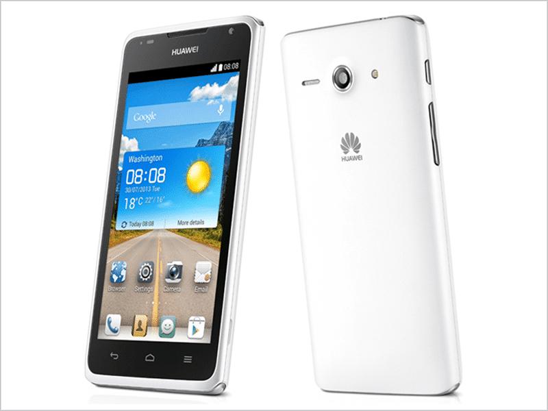 Zamena ekrana na Huawei Ascend Y530