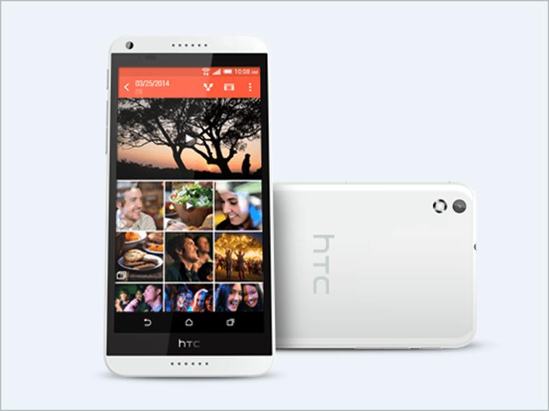 Zamena ekrana na HTC Desire 816, 816G u servisu Doktor Mobil