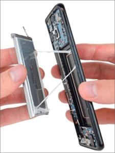 Zamena baterije na Samsung S8 i S8 plus – servis Doktor Mobil