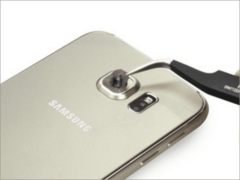 Zamena kamere i stakla kamere na Samsung Galaxy S6, S6 edge