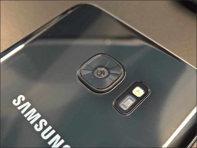 Zamena kamere i stakla kamere na Samsung Galaxy S7, S7 edge