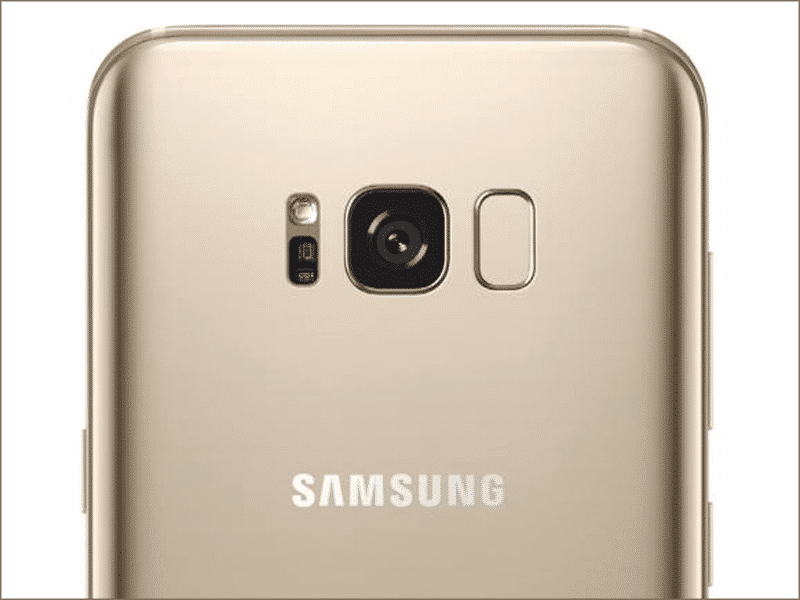Zamena kamere i stakla kamere na Samsung Galaxy S8, S8 plus