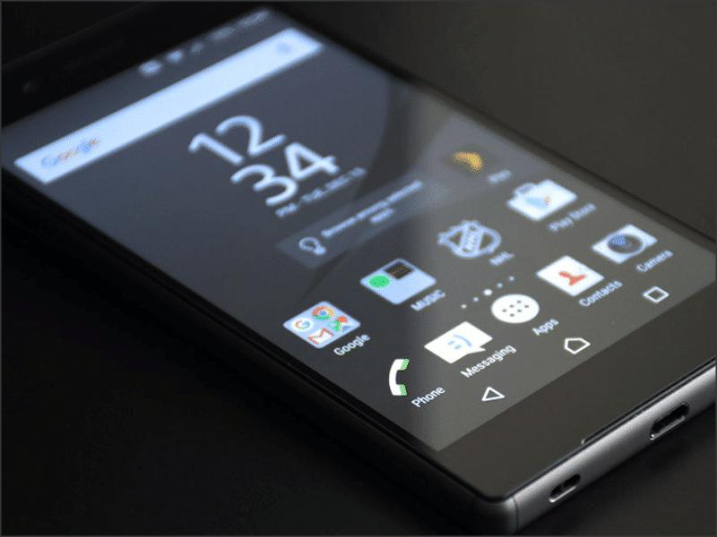 Zamena stakla, touchscreena na Sony Xperia Z5 – Doktor Mobil