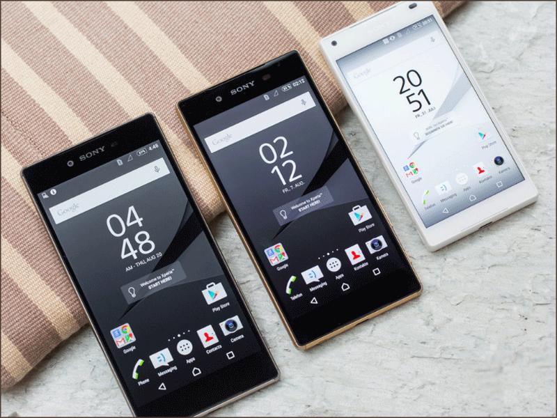 Dekodiranje Sony Xperia Z5, Z5 Compact i Z5 Premium