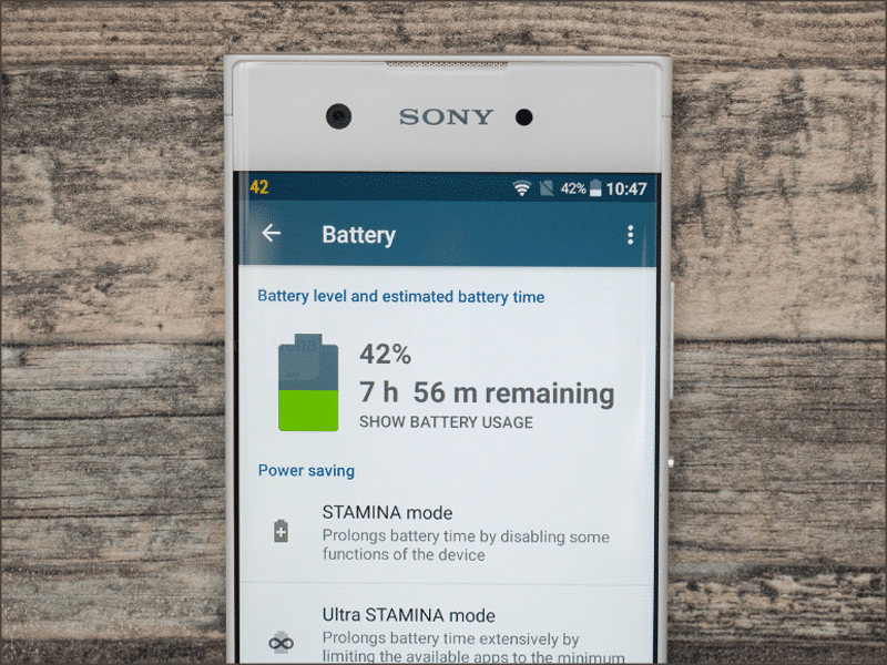 Zamena baterije na Sony Xperia XA1 u servisu Doktor Mobil