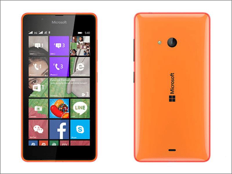 Dekodiranje Microsoft Lumia 540 u servisu Doktor Mobil