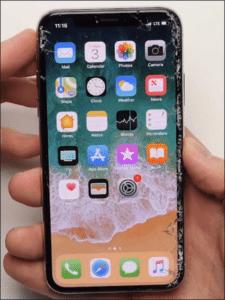 Zamena ekrana na iPhone X u servisu Doktor Mobil u Beogradu
