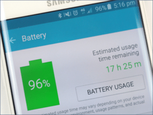 Zamena baterije na Samsung Galaxy S6 edge+ (Doktor Mobil)
