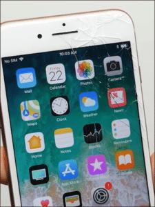 Zamena stakla na iPhone 8, iPhone 8 plus – servis Doktor Mobil