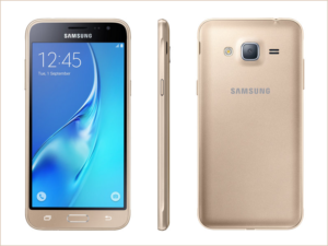 Samsung J320 DS black, gold, white