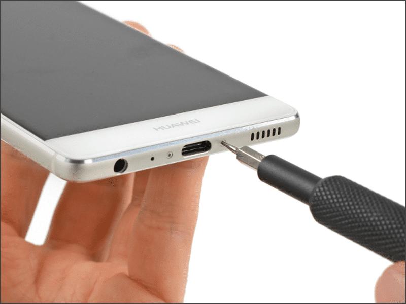 Huawei P9 – zamena ili popravka konektora punjenja u servisu Doktor Mobil