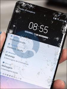 Zamena stakla na Samsung Galaxy Note 8 – servis Doktor Mobil