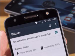 Zamena baterije na Motorola Moto Z u servisu Doktor Mobil u Beogradu