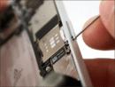 Popravka/zamena čitača SIM kartice na iPhone 5, 5s, 5c – Doktor Mobil