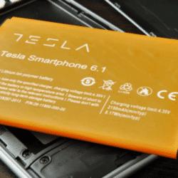 Tesla 3.1 Baterije