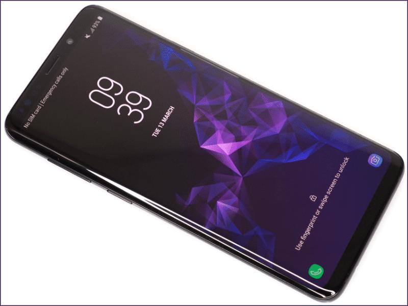 Samsung S9 Plus – zamena ekrana u servisu mobilnih Doktor Mobil Beograd