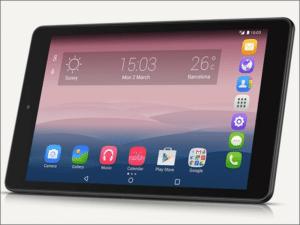 Zamena stakla ili touchscreena Alcatel Pixi 3 (8) – servis Doktor Mobil