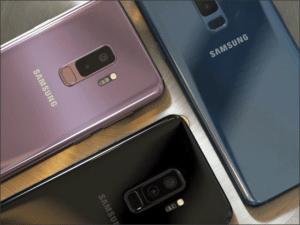 Zamena zadnjeg stakla na Samsung S9 Plus – servis Doktor Mobil Beograd