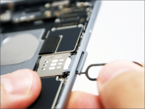Popravka/zamena čitača SIM kartice iPhone 6, 6+, 6s, 6s+ (Doktor Mobil)