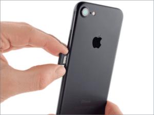 Popravka ili zamena čitača SIM kartice iPhone 7, 7 plus – Doktor Mobil