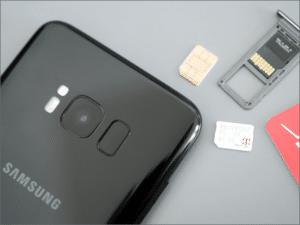 Samsung S8, S8 plus – popravka/zamena čitača SIM kartice (Doktor Mobil)