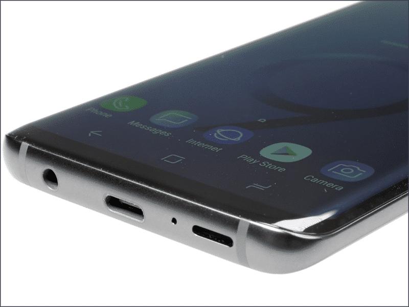 Samsung S9 – zamena/popravka konektora punjenja u servisu Doktor Mobil