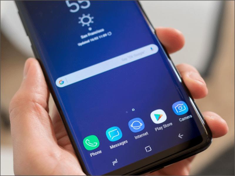 Zamena stakla na Samsung S9+ u servisu mobilnih Doktor Mobil u Beogradu