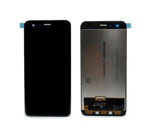 Tesla 6.1 LCD + touchscreen black - crni rev.1641