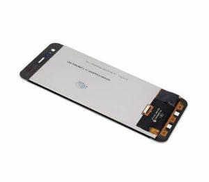 Tesla 6.1 LCD + touchscreen white - beli rev.1721 back