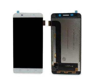 Tesla 6.2 LCD + touchscreen white (beli) rev.1641