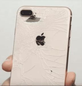 iPhone 8 plus zamena zadnjeg stakla