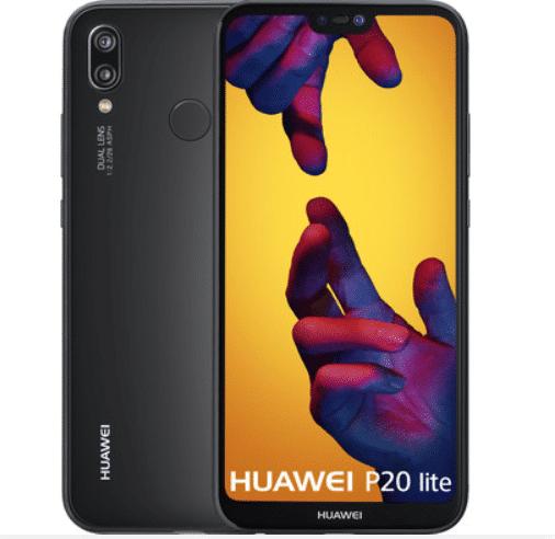 Huawei P20 lite zamena ekrana