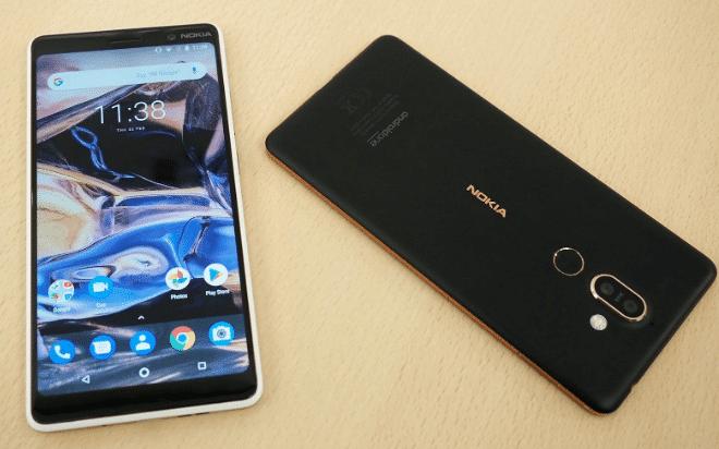 Dekodiranje Nokia 7 Plus