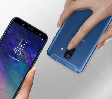 zamena baterije - Samsung Galaxy A6