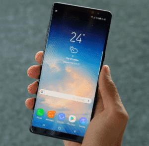 Samsung Galaxy Note9 - zamena ekrana