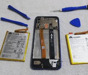 Huawei P20 lite - zamena baterije