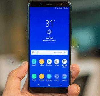 Samsung Galaxy J6 plus - zamena ekrana