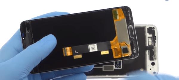 zamena ekrana HTC One A9S