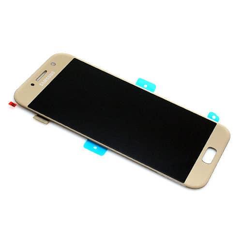 Samsung A520F Galaxy A5 2017 LCD + touchscreen zlatni Full ORG (GH97-19733A) - Doktor Mobil servis mobilnih telefona
