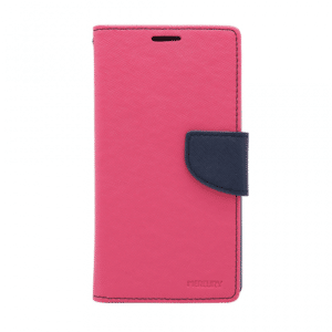 Tesla 6.2 Lite Mercury futrola na preklop pink - Doktor Mobil