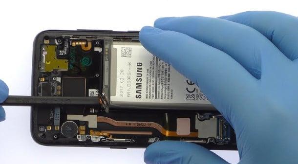 samsung zamena baterije