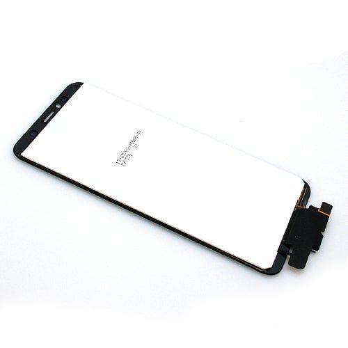 Huawei Y6 (2018) LCD + touchscreen crni - Doktor Mobil servis mobilnih telefona